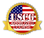 USCG Approved online captains license school